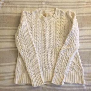 Michael Kors Cable Knit Sweater